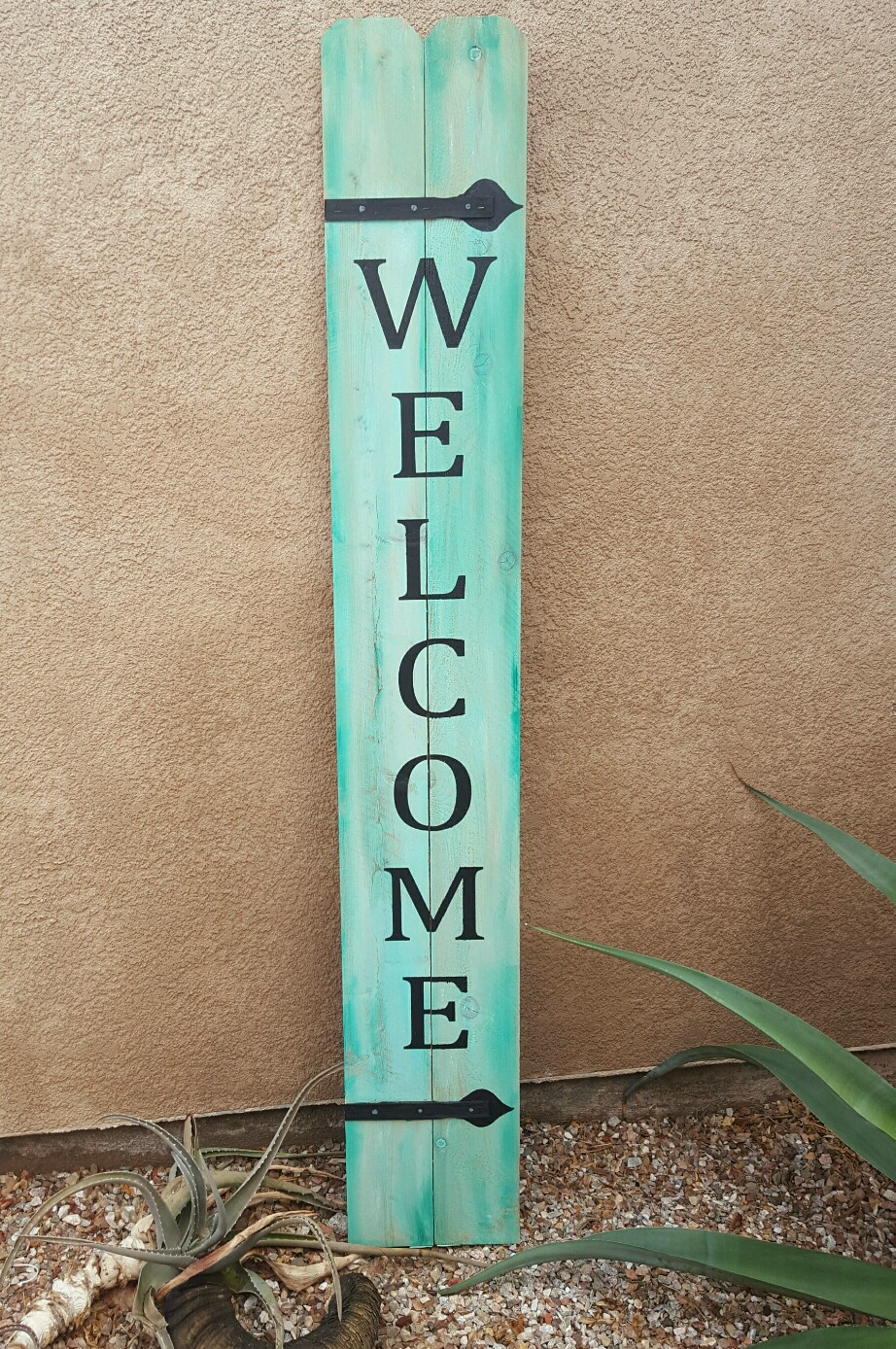 Welcome Sign The Artsy Fartsy Studio